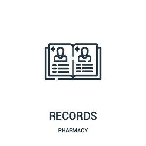 keep pharmacy records