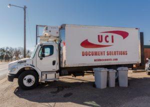 UCI Document Destruction
