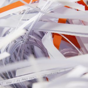 How shredding your documents can save you money